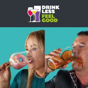 Drink less campaign