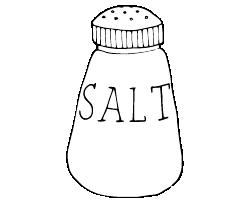 Reduce salt